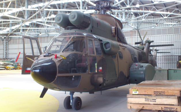 Eurocopter AS332B1 for Sale