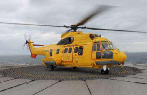 Eurocopter AS332L2 Under offer