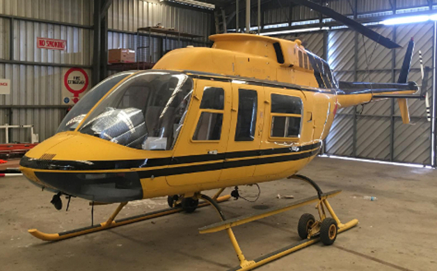 Bell 206L3 for Sale