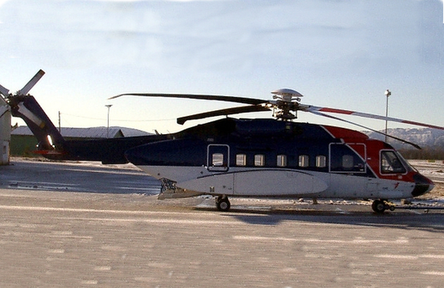 Sikorsky S92A for Sale