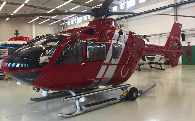 Eurocopter EC135 P-2+ for Sale