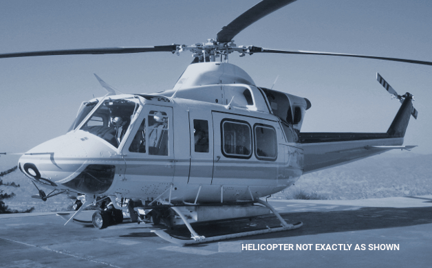 Bell 412HP for Sale